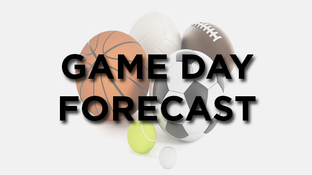 Game Day Forecast button