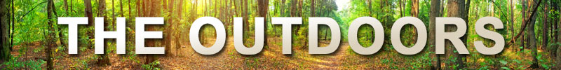 The Outdoors Header