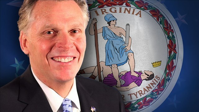 Governor McAuliffe vetoes bill leagalizing concealed switchblade knives