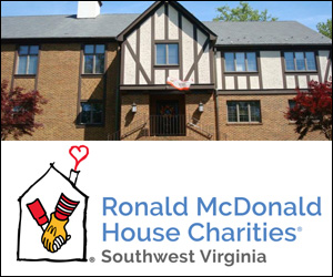 WFXR and VirginiaFirst.com are helping out the Ronald McDonald House & Unbridled Change