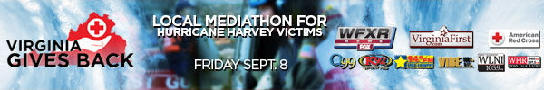 Donate to the Red Cross to help victims of Harvey