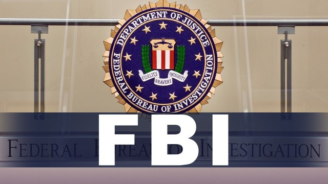 FBI investigating device found at national park
