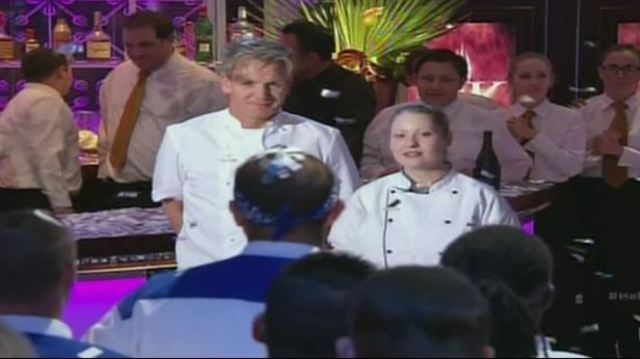 roanoke chef meghan gill wins hells kitchen season 14 - Hells Kitchen Season 14