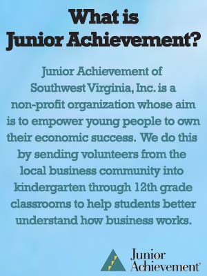What is Junior Achievement?