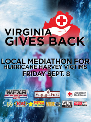 Virginia Gives Back partners