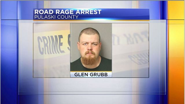Road rage incident leads to attempted murder charge in
