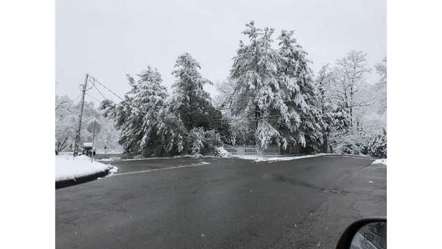 Wintry Weather Continues After the Snow