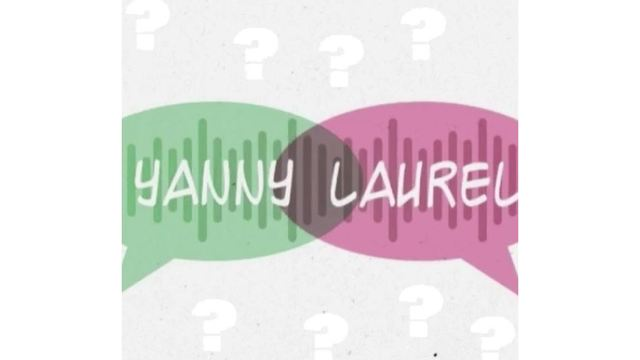 Yanny or Laurel? The audio version of