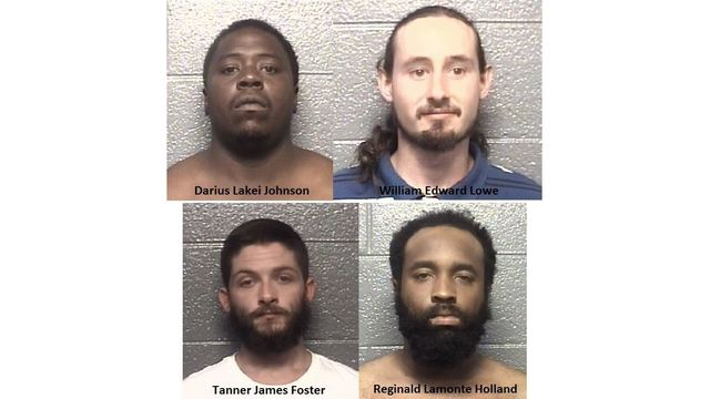UPDATE: Five arrested after an armed robbery in Danville