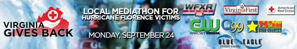 Donate to the Red Cross to help victims of Florence