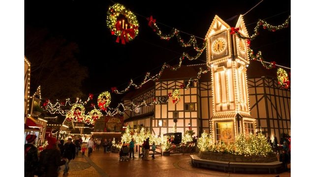 busch gardens flash sale on christmas town tickets - Busch Gardens Christmas Town Discount Tickets