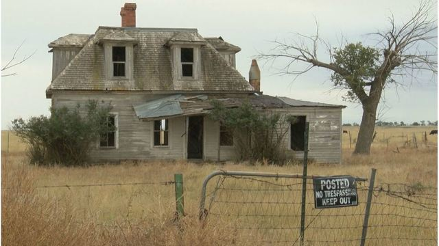 House ordered from Sears catalog in 1920s still standing