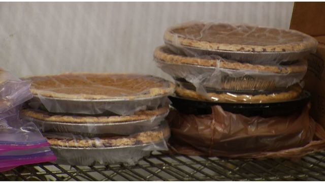 Rescue Mission collecting homemade pies for annual Thanksgiving feast