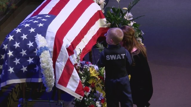 Winchester police officer laid to rest