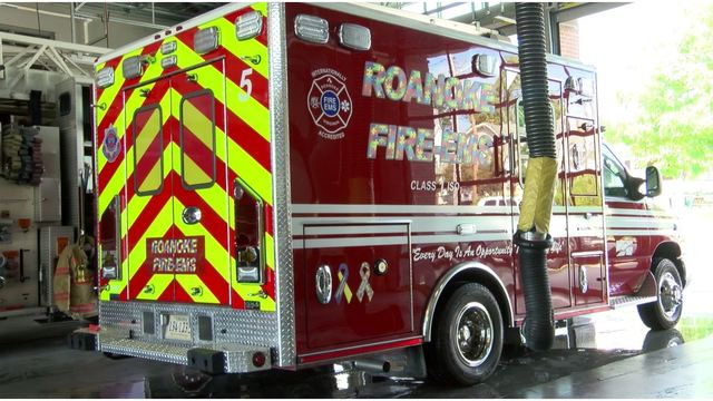 Roanoke Fire EMS adds ambulance to keep up with demand