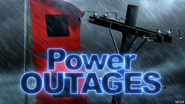Ice causes thousands of customers across Southwest Virginia to lose power