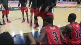 Keydets fall shy of victory over ETSU