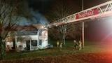 No injuries in structure fire in Botetourt County