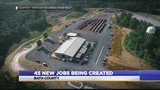 45 new jobs coming to Bath County