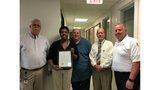 Pittsylvania County thanking Telecommunications team members for their service