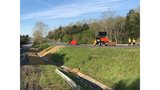 VDOT crews nearly finished with emergency road work on Route 220