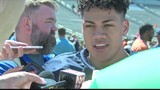Taulapapa Emerges As Front Runner In Crowded UVA Backfield